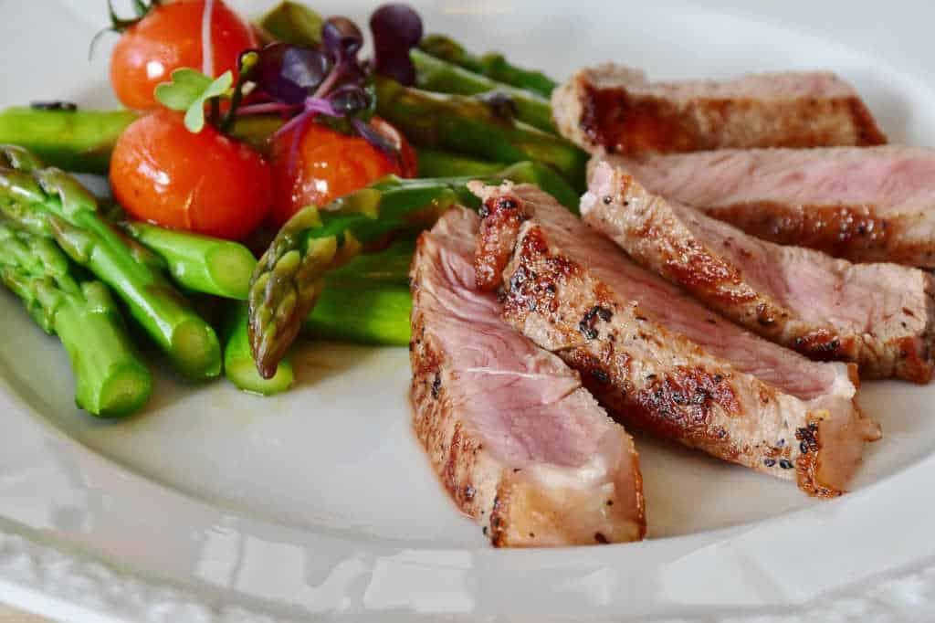 alimentos sanos vs alimentos malos