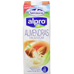 propiedades leche de almendras del almendro
