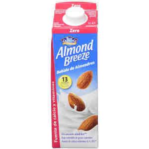 leche de almendras de prunus dulcis